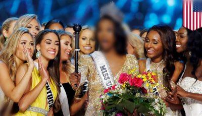 Ea este Miss USA 2017