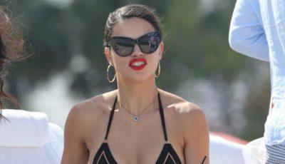 Cum arată silueta Adrianei Lima fără photoshop!