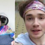 Foto: Un vlogger începător îi imită pe Emilian Crețu, Andrei Bolocan, Ilie Bivol și alți vloggeri de la noi!