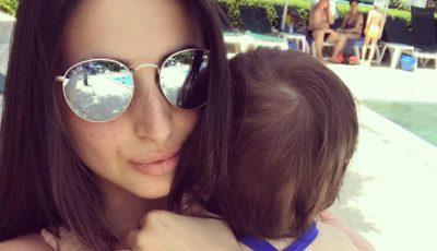 Elena Bivol, în vacanță cu fiica sa. Cât de stilate sunt cele două