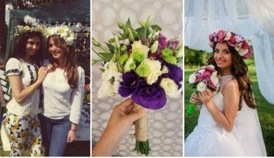 Lidia Cigolea, femeia care a început să facă buchete de mireasă după experiența trăită la propria nuntă!