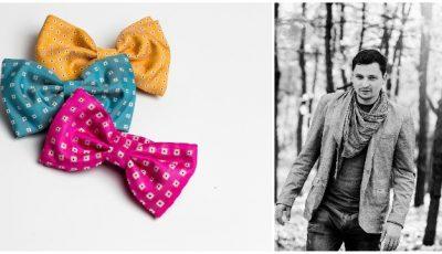 De la fotografie la dorința de a crea accesorii vestimentare pentru bărbați! Povestea lui Cornițel Alexandru