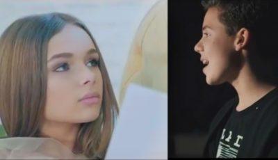 """Eva Timuș, protagonistă în videoclipul finalistului ,,Golos Deti"""" din Rusia!"""