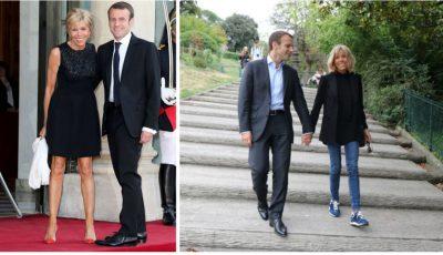 Cine este soția noului Președinte ales al Franței?