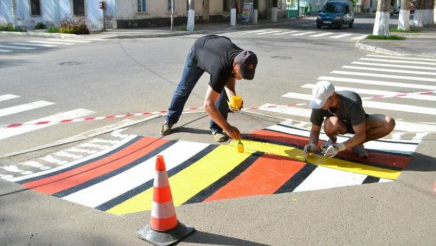 Foto: Covoare moldovenești pe străzile din Soroca! Află detalii
