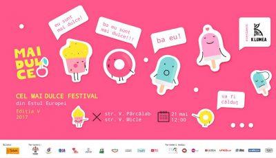 """Gust, savoare, magie și culoare! Nu rata Teatrul Gastronomic la Festivalul """"Mai dulce!"""""""