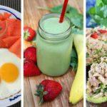 Foto: 5 idei pentru un mic dejun bogat în proteine