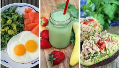 5 idei pentru un mic dejun bogat în proteine