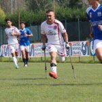 Foto: Constantin a rămas fără un picior însă face sport și îi ajută pe alții să trăiască!