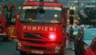 Explozie la o stație din Chișinău! Doi oameni au ajuns în stare gravă la spital