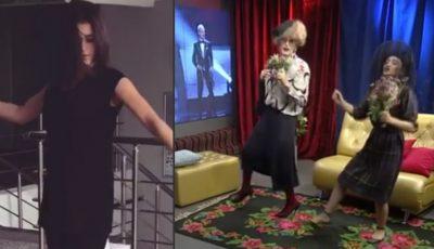 """Video! Moldovenii susțin trupa SunStroke Project la Eurovision și dansează pe ritmurile piesei ,,Hey, Mamma!"""""""