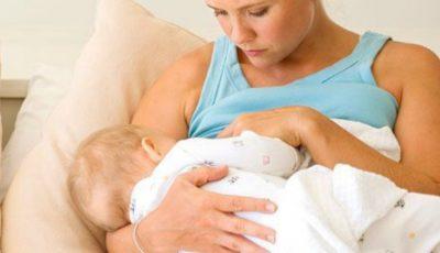 Cum arată mastita? Imaginea unei mame de pe patul de spital
