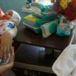 Foto: O femeie din Ceadîr-Lunga a născut gemeni cu greutatea de peste 3 kg fiecare!