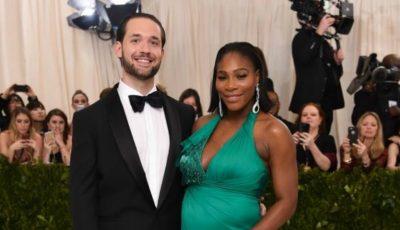 Serena Williams va avea o fetiţă!