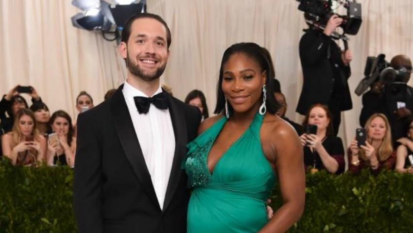 Foto: Serena Williams va avea o fetiţă!