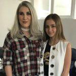 Foto: Iuliana Beregoi a cântat în duet cu Adda