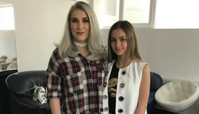 Iuliana Beregoi a cântat în duet cu Adda