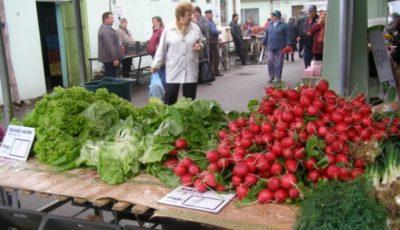 Fiți precauți când cumpărați salată verde! A fost depistat un conținut ridicat de pesticide