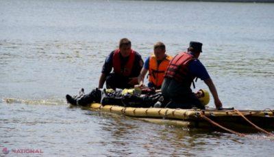 Salvatorii caută o persoană înecată într-un iaz din Cicur-Mingir