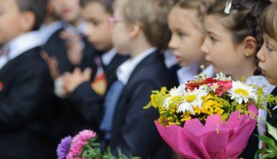 Mâine va răsuna ultimul sunet de clopoțel în școlile din țară