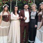 Foto: Poze! Valentin Uzun joacă la propria nuntă în această seară!