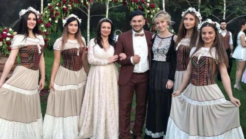 Poze! Valentin Uzun joacă nunta în această seară!