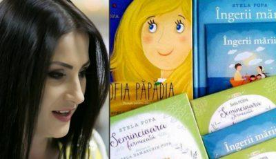 """Stela Popa își felicită băiețelul cu o nouă carte din colecția """"Povești pentru Dănuț"""" – """"Regele cel înțelept"""""""