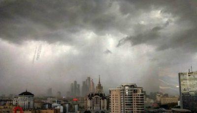 Uraganul din Rusia va ajunge și în Moldova? Ce spun sinopticienii