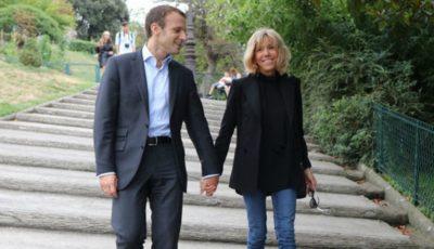 Imagini video de la nunta lui Emmanuel şi Brigitte Macron, în urmă cu 10 ani!