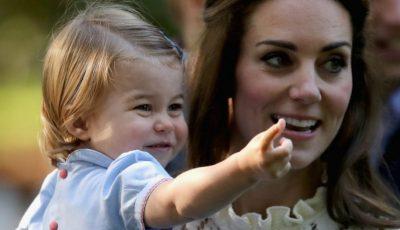Prințesa Charlotte împlinește doi ani! Casa Regală a publicat o nouă fotografie cu micuța
