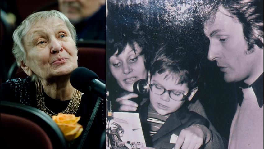 Foto: Mesajul lui Florin Piersic adresat fostei sale soții! Tatiana Iekel a murit la 84 de ani
