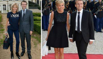 Brigitte Macron: stilul vestimentar care o face să arate mult mai tânără!