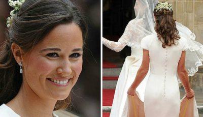 Pippa Middleton ține o dietă periculoasă înainte de nuntă!