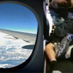 Foto: 20 de pasageri ruși au fost răniți după ce avionul a trecut printr-o zonă cu turbulențe puternice!