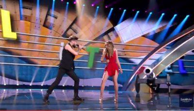 România s-a calificat în finala Eurovision 2017! Video