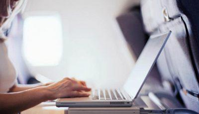 Interzis cu laptop-urile în avion!