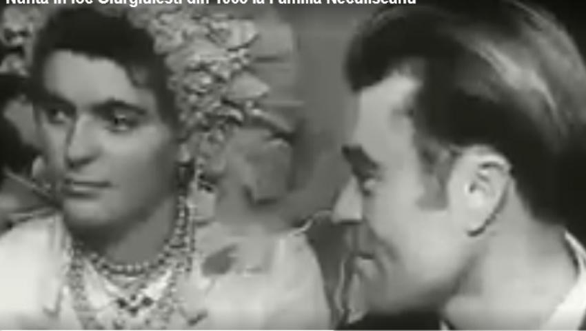 Foto: Video din anul 1965! Cum arătau nunțile în Moldova acum câteva decenii