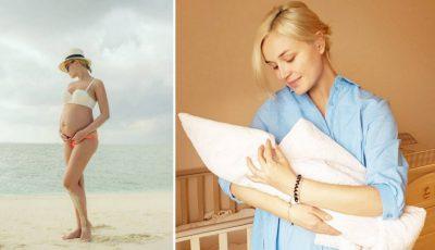 Polina Gagarina a născut al doilea copil! Cum a decurs nașterea fetiței?