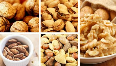 Află câteva sfaturi sănătoase privind consumul de nuci și alune!