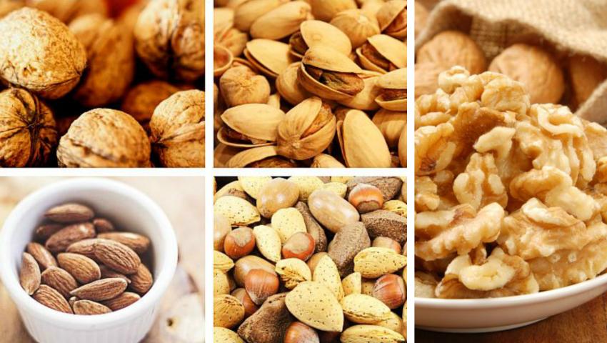 Foto: Află câteva sfaturi sănătoase privind consumul de nuci și alune!