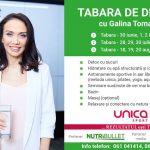 Foto: Vara aceasta are loc Tabăra de Detox cu Galina Tomaş, la Vadul lui Vodă