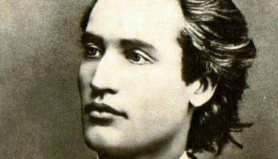 Astăzi se împlinesc 130 de ani de la moartea lui Mihai Eminescu. Citate celebre ale poetului!