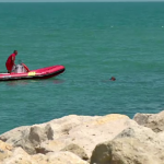 Foto: O fetiță de 11 ani din Chisinău, dată disparută după ce a fost trasă de curenți în mare