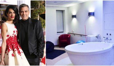 Detalii despre naștere. Locul în care au venit pe lume gemenii lui George și Amal Clooney!