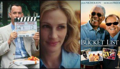 10 filme pe care să le vizionezi când treci prin cele mai grele momente. Te vor face să privești altfel viața!