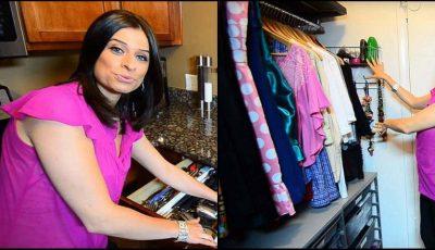 Cea mai îngrijită și organizată femeie din America! Iată cum arată casa ei