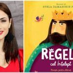 """Foto: Stela Popa lansează cartea-poveste ,,Regele cel înțelept""""!"""
