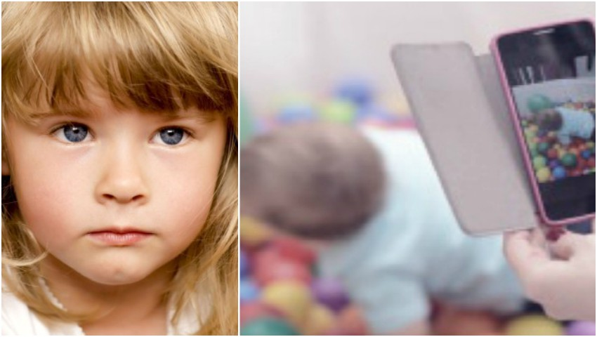 Foto: Despre expunerea goliciunii copiilor pe internet sau în spațiul public. Unde pot greși părinții?