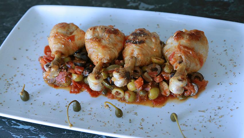 O rețetă delicioasă, gata în timp record de la bucătarul Marian Danu