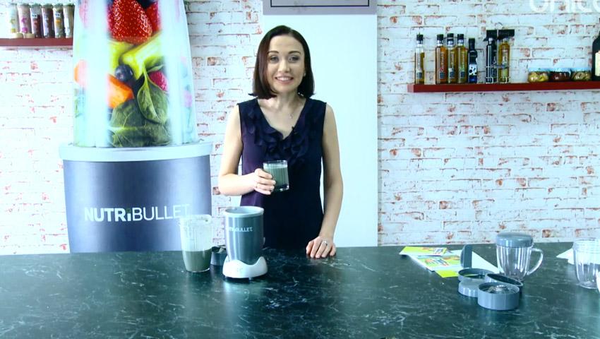 Foto: Un super coctail de detox de la Galina Tomaş
